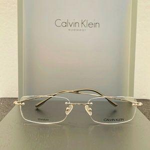 Calvin Klein Collection TITANIUM Glasses CK7503